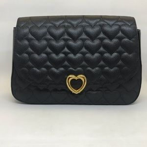 Lovecat purse quilted purse